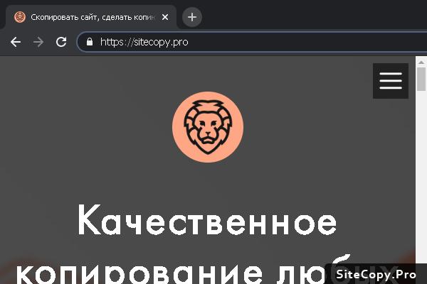 Копирование url-ссылки на компьютере